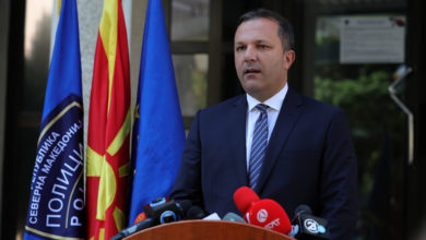 Photo of MoI Spasovski: North Macedonia, Bulgaria to resolve disputes only through mutual respect, forgiveness