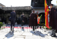 Photo of Wreath-laying ceremony
