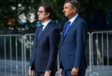 Photo of Slovenian President Pahor pays official visit to North Macedonia