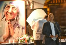 """Photo of Health Ministry, Minister Filipche receive """"St. Mother Teresa"""" humanitarian award"""