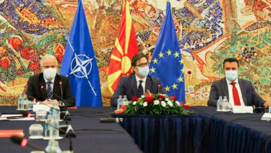 Photo of North Macedonia's Security Council to discuss COVID-19 situation on Thursday