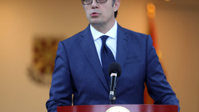 Photo of Pendarovski: Goce Delchev should be feted by everyone