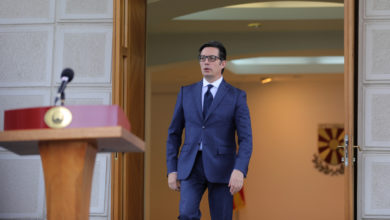 Photo of Deklaratë e presidentit Stevo Pendarovski
