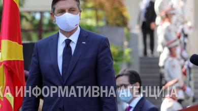 Photo of Slovenian President Pahor visits Ohrid on Saturday