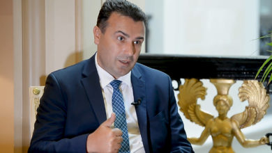 Photo of North Macedonia, Greece to hold 2nd intergovernmental session by year's end, Zaev tells MIA