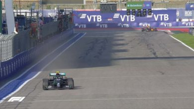 Photo of Bottas wins Russian Grand Prix; Hamilton must wait for record