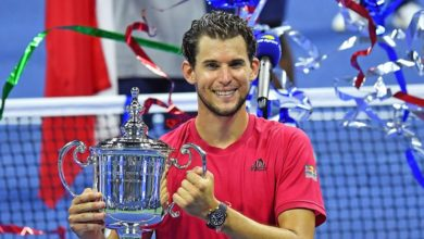 Photo of Thiem wins first major title with comeback against Zverev at US Open