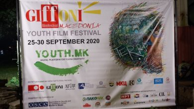 Photo of Giffoni Macedonia Youth Film Festival to award best works at closing ceremony