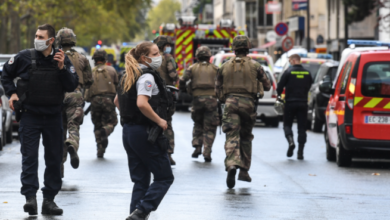 Photo of Terrorism link being probed in Paris attacks, prosecutors say