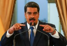 Photo of Venezuelan President Maduro calls the US a threat to world peace