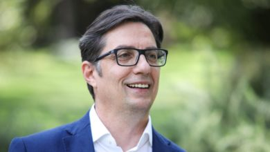 Photo of President Pendarovski sends message on 50th anniversary of 'Golden Nightingale' festival