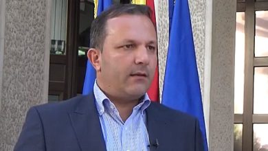 Photo of Spasovski says Jankuloska's escort to prison upon judge's order