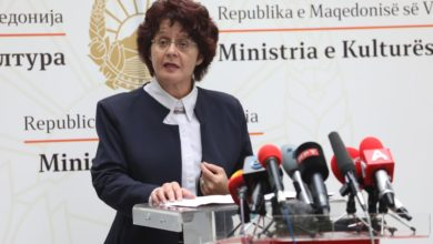 Photo of Culture minister: Mden 105M for cultural heritage protection in 2021