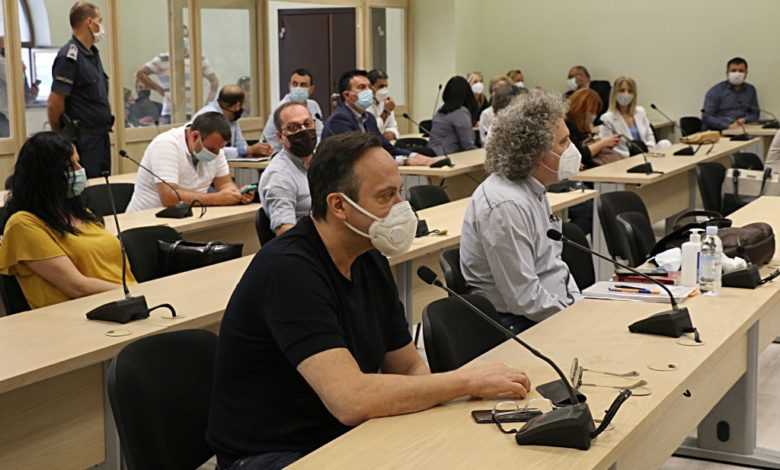 Photo of Journalists, politicians testify in Target-Fortress, trial to resume on September 30