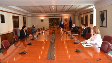 Photo of Zaev-Holstein: New EU-oriented gov't committed to state priorities