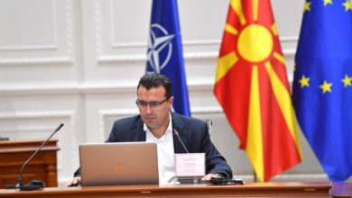 Photo of Zaev: Gov't starts appointing heads of state institutions