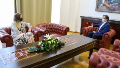 Photo of Pendarovski receives Independence Day greeting by Queen Elizabeth II