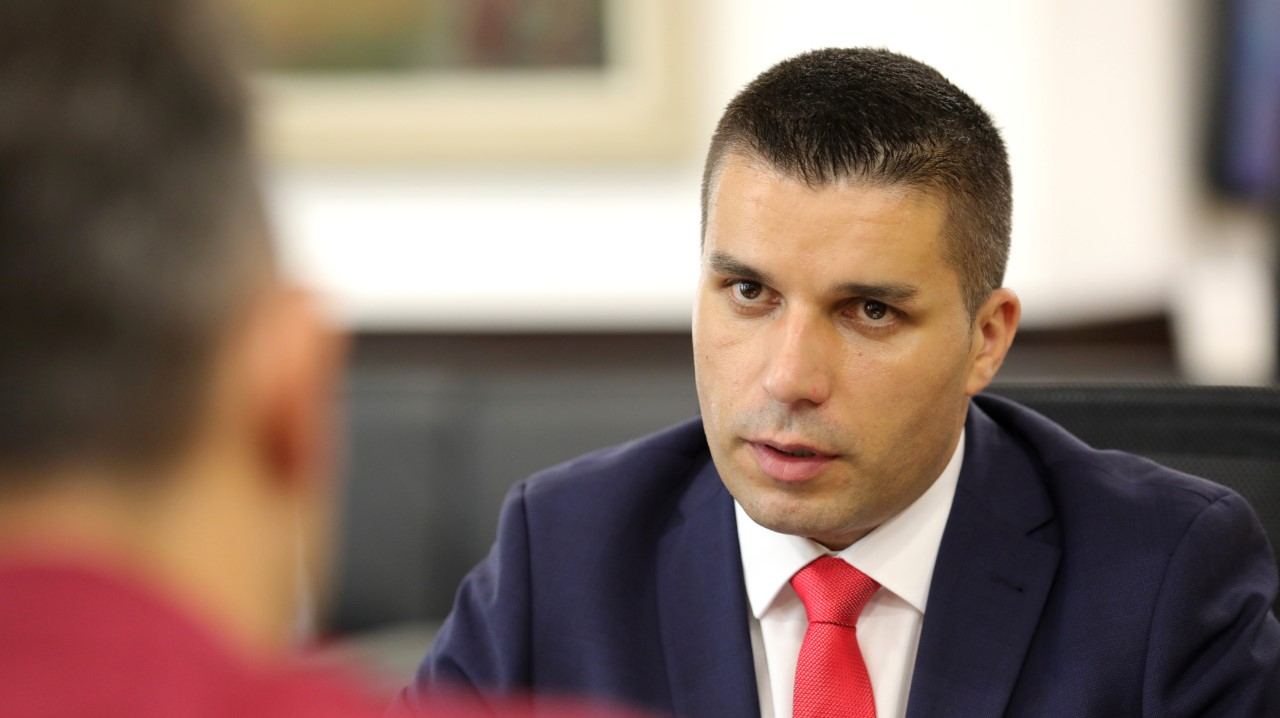 Photo of Accept reality and get to work together, says Deputy PM Nikolovski