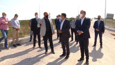 Photo of PM Zaev urges businessmen to invest in 'Novine' zone, state support to continue