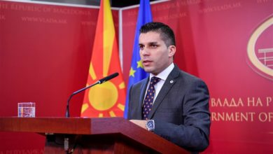 Photo of New gov't committed to comprehensive fight against crime, says Nikolovski