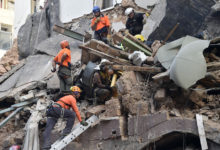 Photo of Rescue teams resume search for life under Beirut rubble