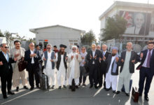 Photo of Historic Afghan talks launch with calls for patience and a ceasefire