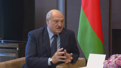 Photo of EU to sanction Lukashenko, 14 Belarusian officials