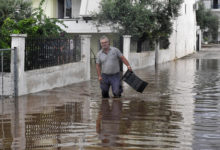 Photo of Another fatality discovered after storms in Greece