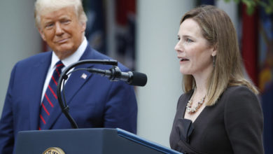 Photo of Trump nominates conservative Judge Amy Coney Barrett to Supreme Court
