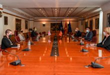 Photo of Zaev-Galloway: North Macedonia, UK remain committed to strengthening cooperation