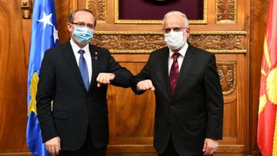 Photo of Xhaferi-Hoti: North Macedonia-Kosovo cooperation defined by mutual support and respect
