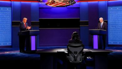 Photo of Final US presidential debate more civil as candidates make last pitch