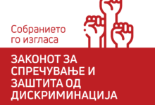 Photo of Zaev: Anti-discrimination law guarantees equality for all