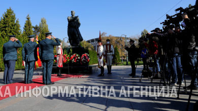 Photo of 23 October-Day of Macedonian Revolutionary Struggle