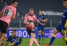 Photo of Dejan Kulusevski's goal saves Juventus from being defeated by Verona