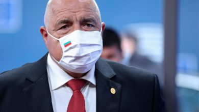 Photo of Bulgarian Prime Minister Boyko Borisov tests positive for coronavirus