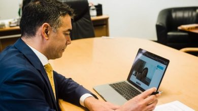 Photo of Deputy PM Dimitrov holds online meeting with Austrian Minister of European Affairs Edtstadler