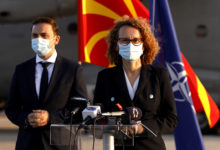 Photo of NATO delivers ventilators to North Macedonia
