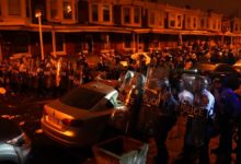 Photo of Protests in Philadelphia after Black man's killing by police