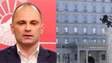 Photo of Filipche: VMRO-DPMNE motion for new commission 'unsubstantiated'
