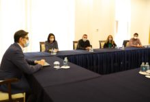 Photo of President Pendarovski meets SSNM officials to discuss media freedom
