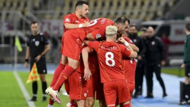 Photo of Macedonian football team makes history, qualifies for EURO 2020