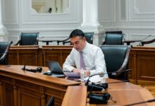 Photo of Deputy PM Dimitrov: Adoption of negotiating framework to crown country's achievements in 2020