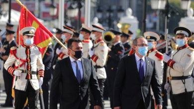 Photo of Zaev-Hoti: Joint government session to give positive impulse in bilateral relations