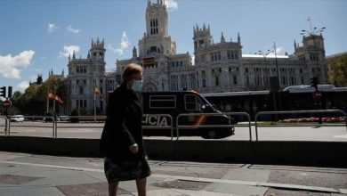Photo of Report: Spanish government imposes state of emergency on Madrid