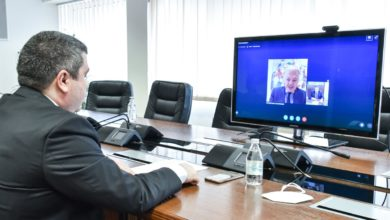 Photo of Justice Minister Marichikj holds online meeting with EU Justice Commissioner Reynders