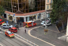 Photo of Three killed in apparent terrorist attack inside Nice church