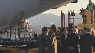 Photo of NATO delivers ventilators to North Macedonia in response to COVID crisis