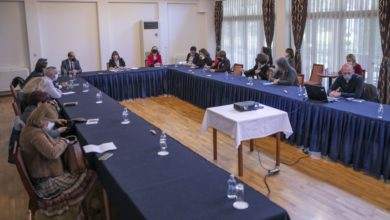 Photo of Elementary Education Reform Working Group holds first meeting