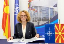 Photo of Shekerinska: North Macedonia invests in regional peace and security as part of KFOR
